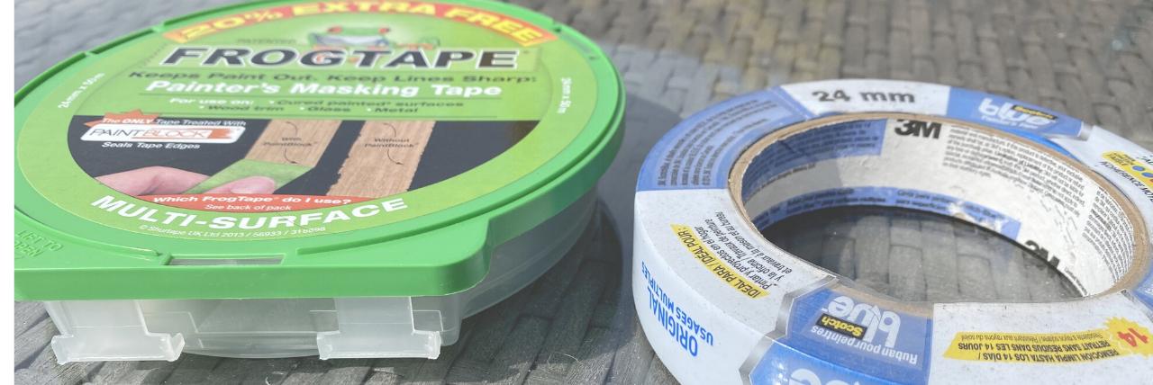 frog tape vs scotch blue